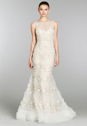 Lazaro Bridal Dresses Style 3362 by JLM Couture, Inc.