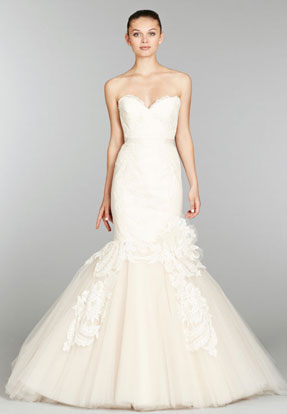 Lazaro Bridal Dresses Style 3363 by JLM Couture, Inc.