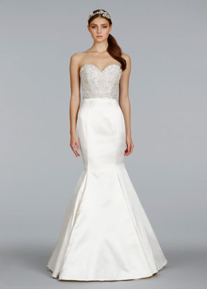 Lazaro Bridal Dresses Style 3404 by JLM Couture, Inc.