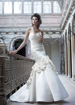 Lazaro Bridal Dresses Style 3164 by JLM Couture, Inc.