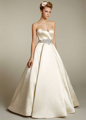 Lazaro Bridal Dresses Style 3159 by JLM Couture, Inc.