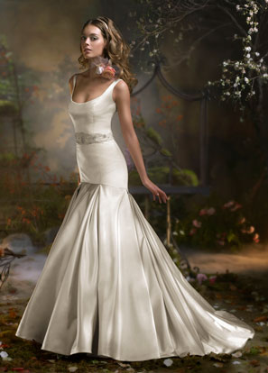 Lazaro Bridal Dresses Style 3908 by JLM Couture Inc