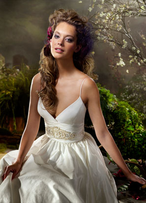 Lazaro Bridal Dresses Style 3008 by JLM Couture, Inc.