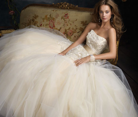 Lazaro Bridal Dresses Style 3114 by JLM Couture, Inc.
