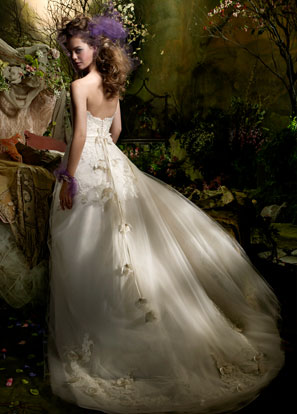 Lazaro Bridal Dresses Style 3962 by JLM Couture, Inc.