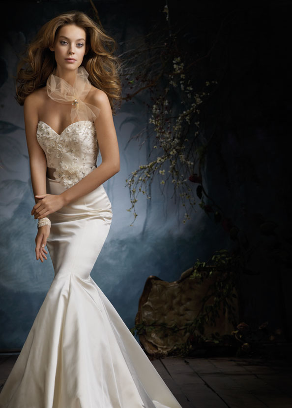 Lazaro Bridal Gowns, Wedding Dresses Style LZ3105 by JLM Couture, Inc.