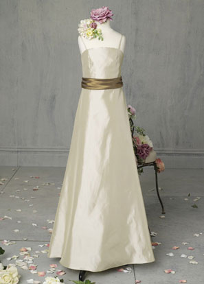 Lazaro Junior Bridesmaid Gowns Style j800 by JLM Couture, Inc.