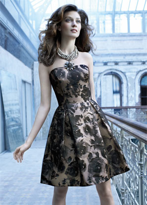 Noir By Lazaro Bridesmaids and Special Occasion Dresses Style 3327 by JLM Couture, Inc.