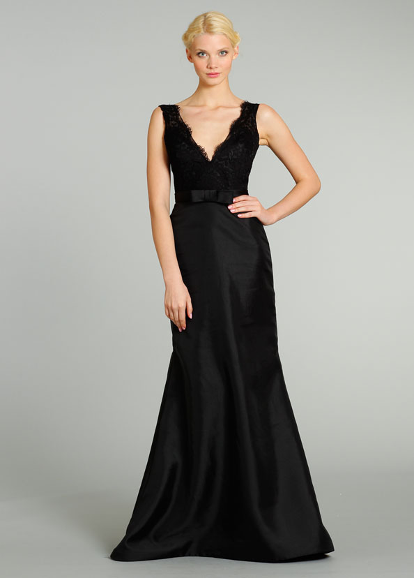Noir By Lazaro Bridesmaids and Special Occasion Dresses Style NZ3284 by JLM Couture, Inc.