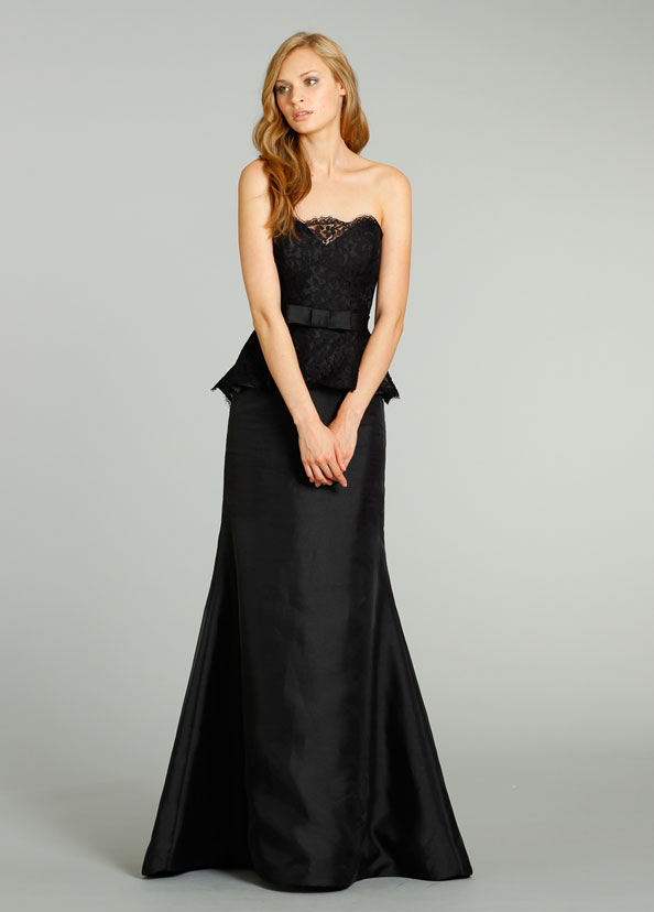 Noir By Lazaro Bridesmaids and Special Occasion Dresses Style NZ3288 by JLM Couture, Inc.