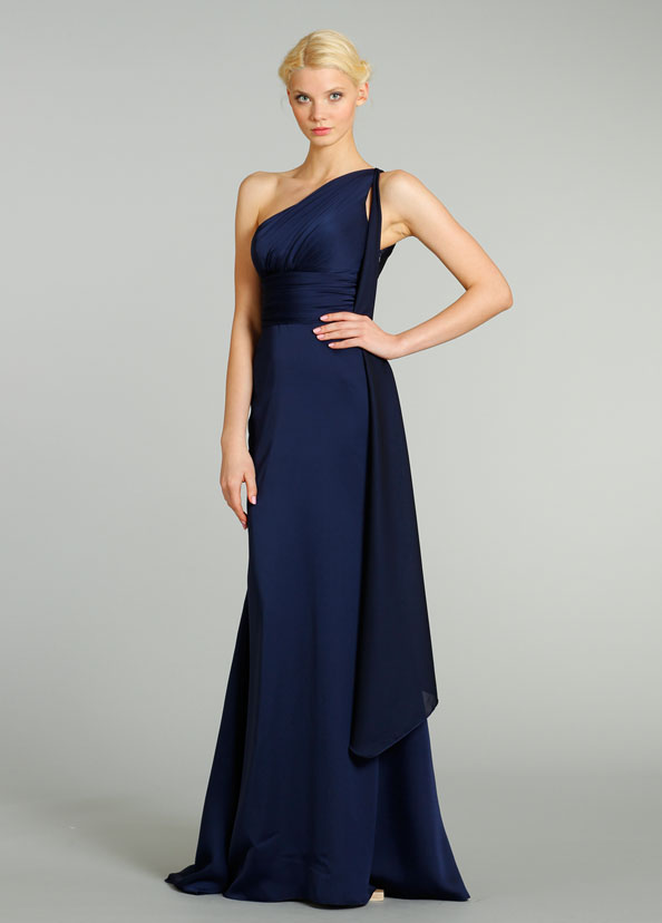 Noir By Lazaro Bridesmaids and Special Occasion Dresses Style NZ3287 by JLM Couture, Inc.