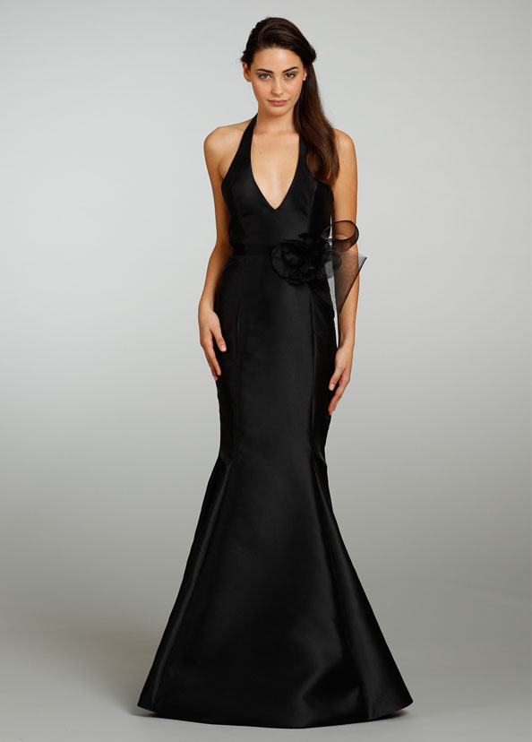 Noir By Lazaro Bridesmaids and Special Occasion Dresses Style NZ3335 by JLM Couture, Inc.