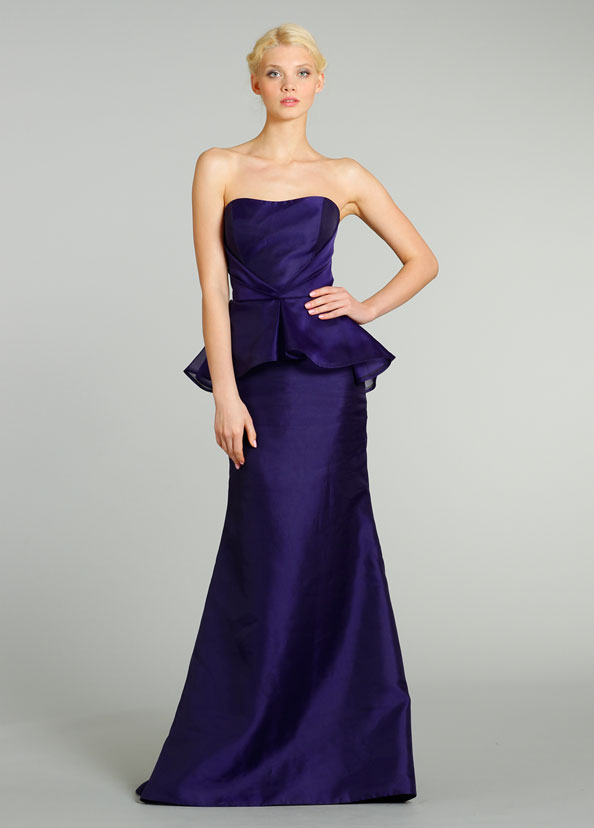 Noir By Lazaro Bridesmaids and Special Occasion Dresses Style NZ3285 by JLM Couture, Inc.