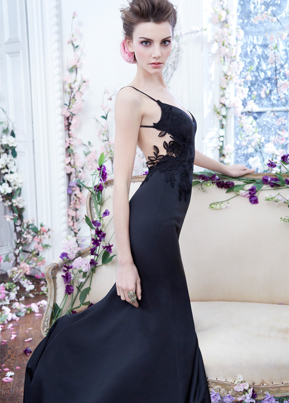 Noir By Lazaro Bridesmaids and Special Occasion Dresses Style NZ3433 by JLM Couture, Inc.