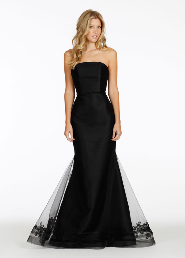 Noir By Lazaro Bridesmaids and Special Occasion Dresses Style NZ3434 by JLM Couture, Inc.