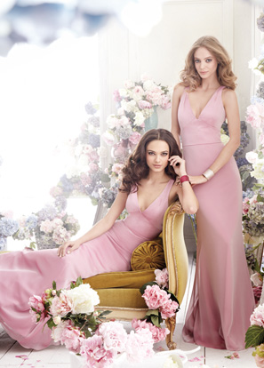 Jim Hjelm Occasions Bridesmaids and Special Occasion Dresses Style 5281 by JLM Couture, Inc.