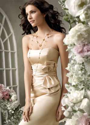 Jim Hjelm Occasions Bridesmaids and Special Occasion Dresses Style 5756 by JLM Couture, Inc.