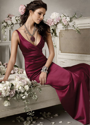 Jim Hjelm Occasions Bridesmaids and Special Occasion Dresses Style 5772 by JLM Couture, Inc.