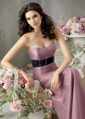 Jim Hjelm Occasions Bridesmaids and Special Occasion Dresses Style 5878 by JLM Couture, Inc.