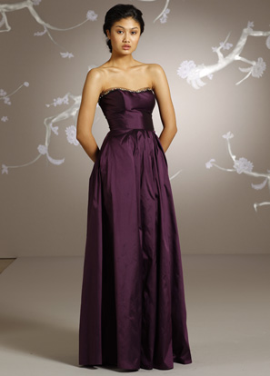 Jim Hjelm Occasions Bridesmaids and Special Occasion Dresses Style 5134 by JLM Couture, Inc.