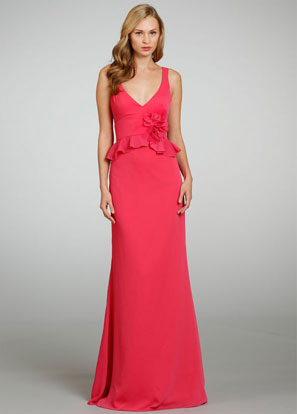 Jim Hjelm Occasions Bridesmaids and Special Occasion Dresses Style 5300 by JLM Couture, Inc.