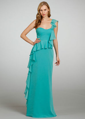 Jim Hjelm Occasions Bridesmaids and Special Occasion Dresses Style 5301 by JLM Couture, Inc.