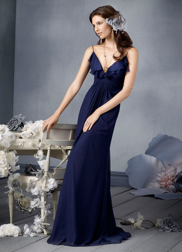 Jim Hjelm Occasions Bridesmaids and Special Occasion Dresses Style jh5924 by JLM Couture, Inc.