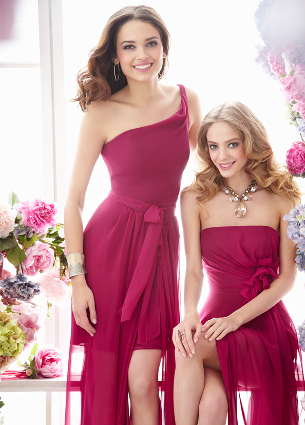 Jim Hjelm Occasions Bridesmaids and Special Occasion Dresses Style jh5267 by JLM Couture, Inc.