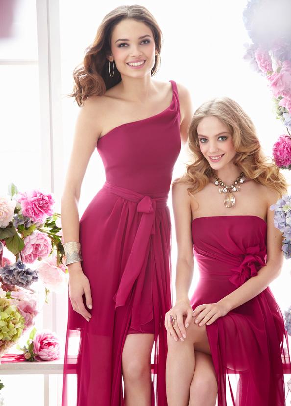 We picked the bridesmaids dresses yesterday! Woooo (Pix)