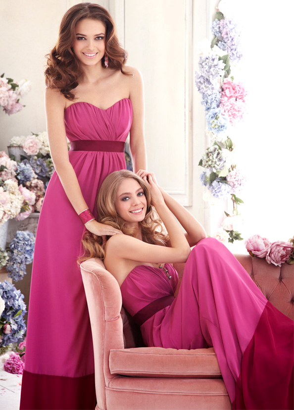 Jim Hjelm Occasions Bridesmaids and Special Occasion Dresses Style jh5268 by JLM Couture, Inc.