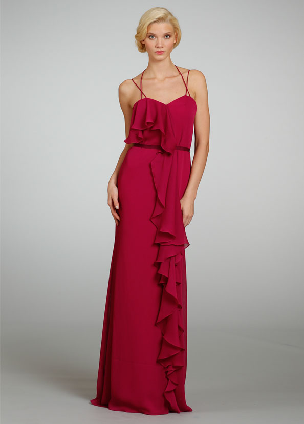 Jim Hjelm Occasions Bridesmaids and Special Occasion Dresses Style jh5315 by JLM Couture, Inc.