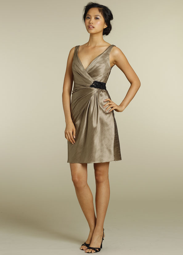 Jim Hjelm Occasions Bridesmaids and Special Occasion Dresses Style jh5221 by JLM Couture, Inc.