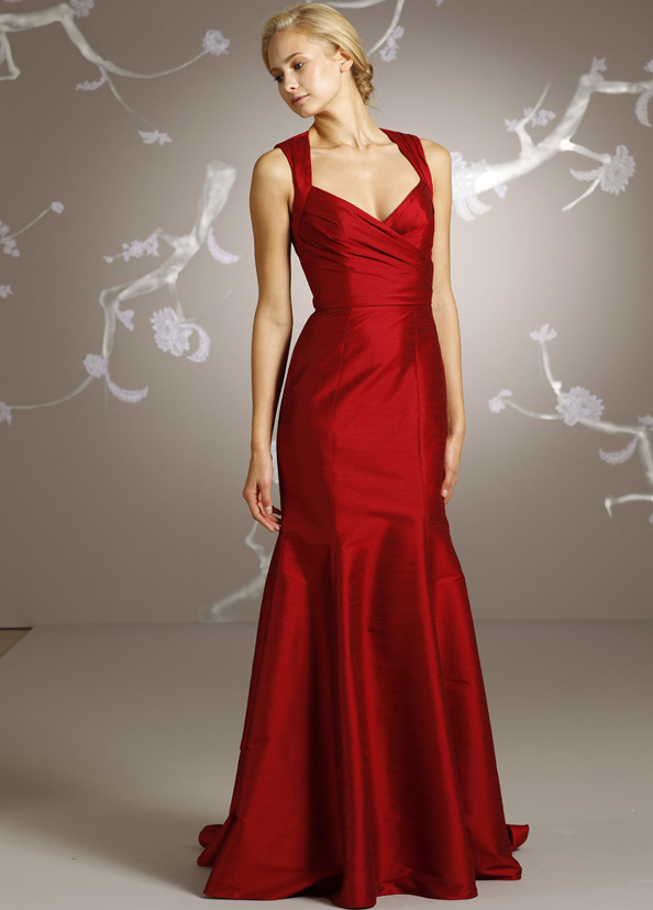 Jim Hjelm Occasions Bridesmaids and Special Occasion Dresses Style jh5125 by JLM Couture, Inc.