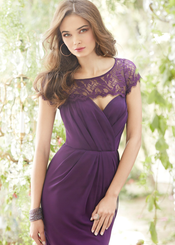 Jim Hjelm Occasions Bridesmaids and Special Occasion Dresses Style jh5416 by JLM Couture, Inc.