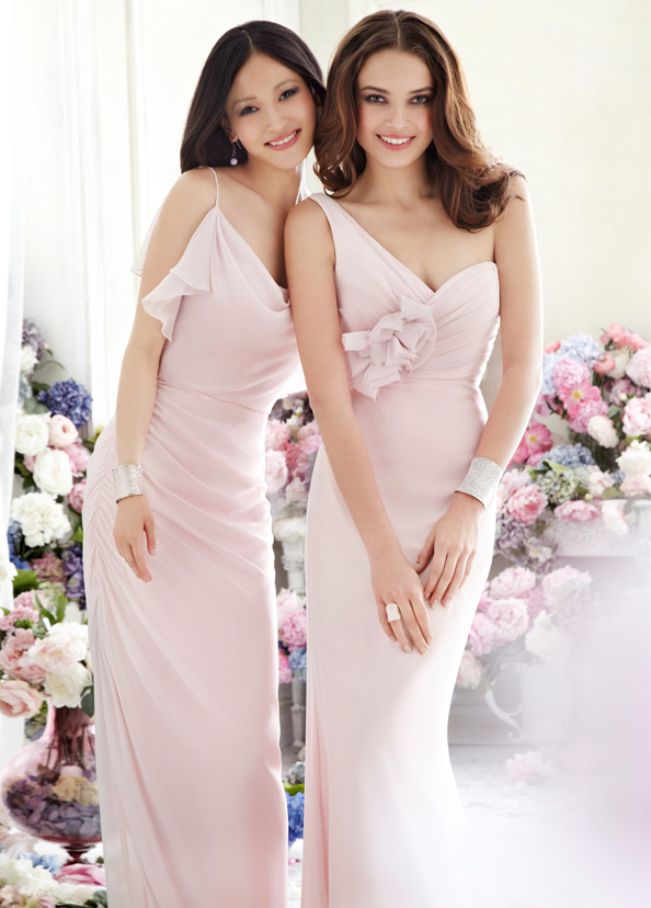 Jim Hjelm Occasions Bridesmaids and Special Occasion Dresses Style jh5283 by JLM Couture, Inc.