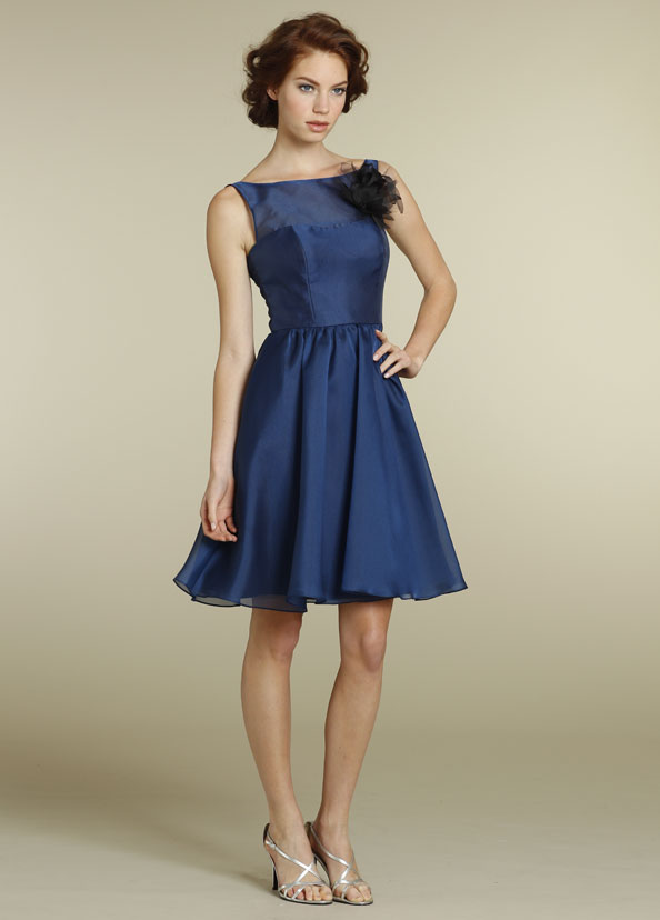 Jim Hjelm Occasions Bridesmaids and Special Occasion Dresses Style jh5209 by JLM Couture, Inc.