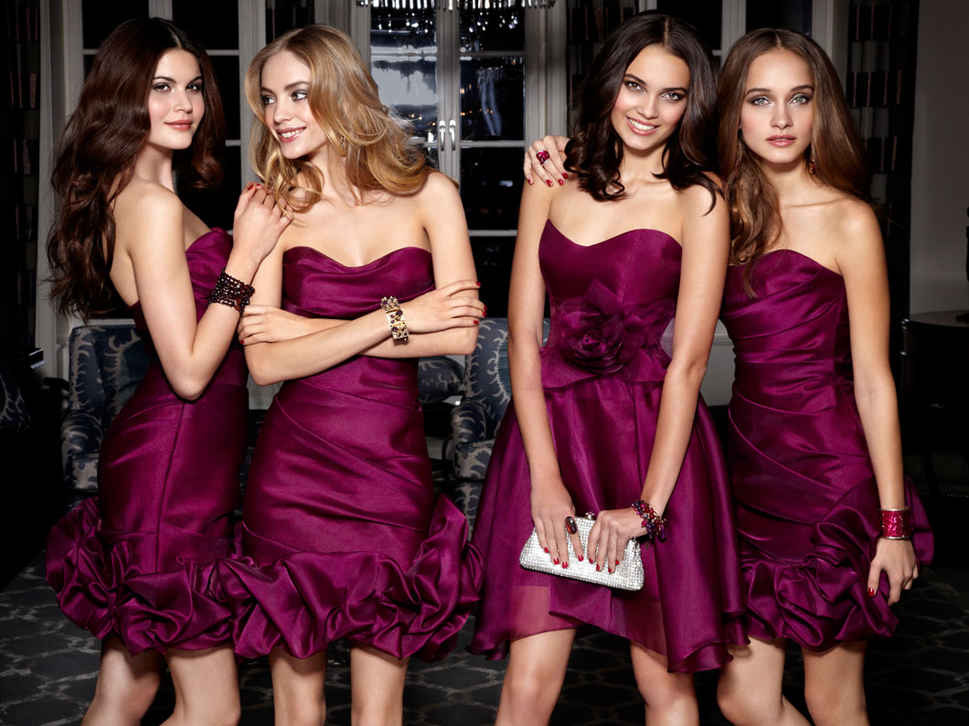 Jim Hjelm Occasions Bridesmaids and Special Occasion Dresses Style jh5200 by JLM Couture, Inc.