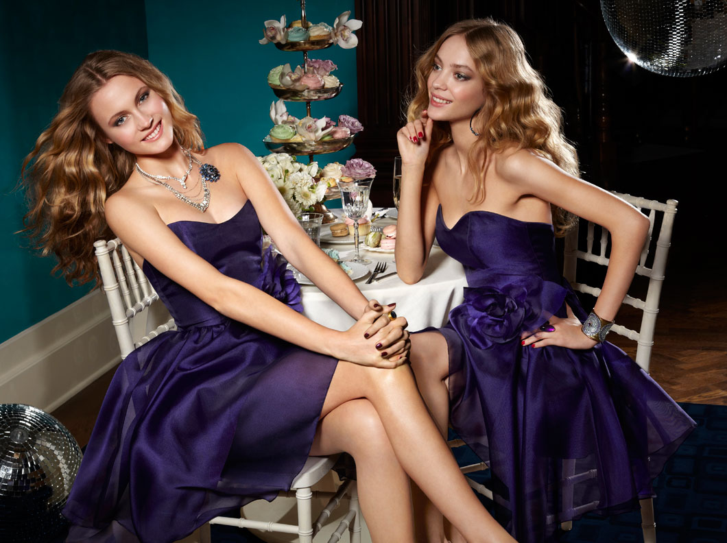 Jim Hjelm Occasions Bridesmaids and Special Occasion Dresses Style jh5211 by JLM Couture, Inc.