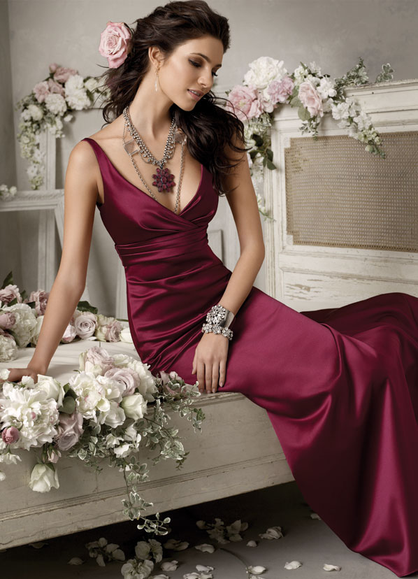 Jim Hjelm Occasions Bridesmaids and Special Occasion Dresses Style jh5772 by JLM Couture, Inc.