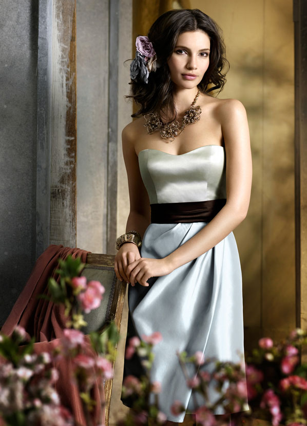 Jim Hjelm Occasions Bridesmaids and Special Occasion Dresses Style jh5961 by JLM Couture, Inc.