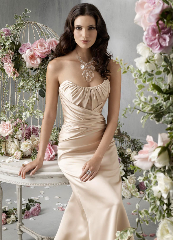 Jim Hjelm Occasions Bridesmaids and Special Occasion Dresses Style jh5819 by JLM Couture, Inc.