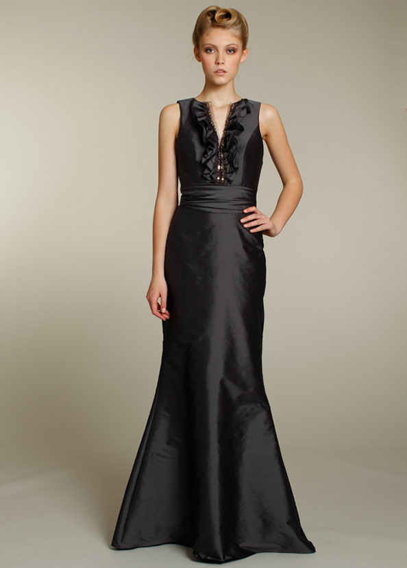 Jim Hjelm Occasions Bridesmaids and Special Occasion Dresses Style jh5188 by JLM Couture, Inc.