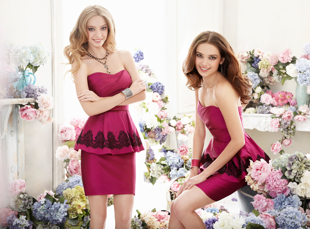 Jim Hjelm Occasions Bridesmaids and Special Occasion Dresses Style jh5250 by JLM Couture, Inc.