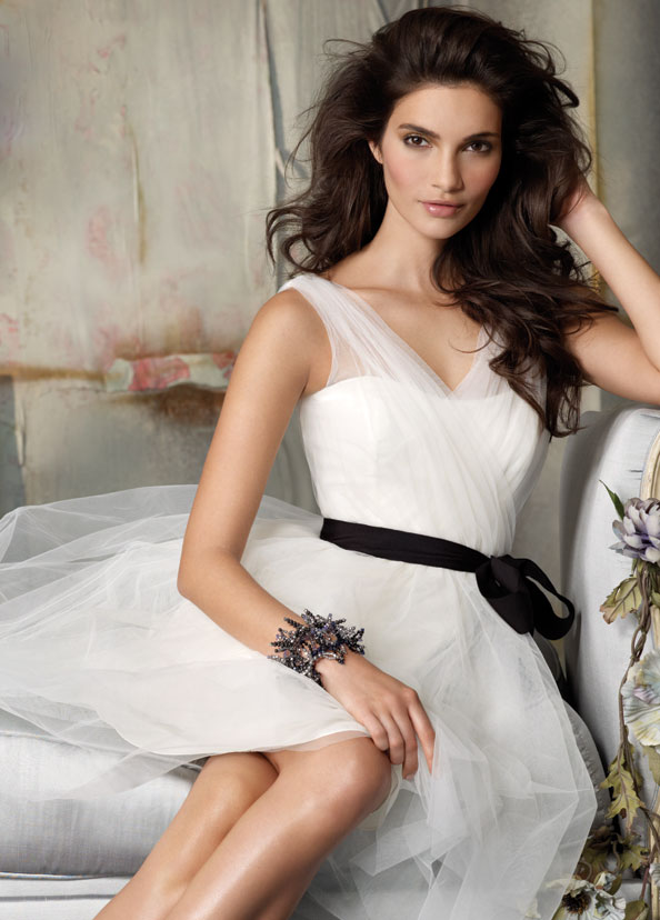 Jim Hjelm Occasions Bridesmaids and Special Occasion Dresses Style jh5102 by JLM Couture, Inc.