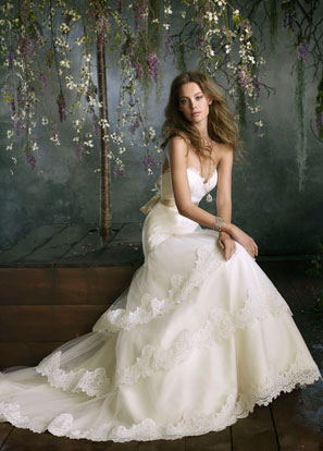 Tara Keely Bridal Dresses Style 2052 by JLM Couture, Inc.