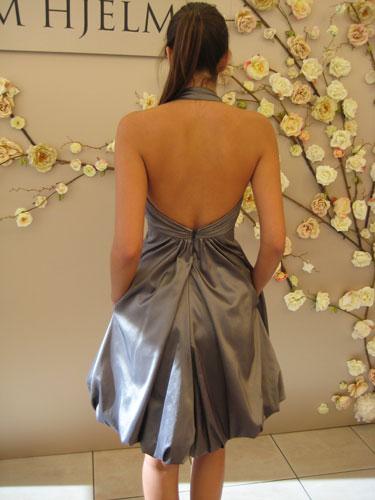 Красивое платье подружки невесты.