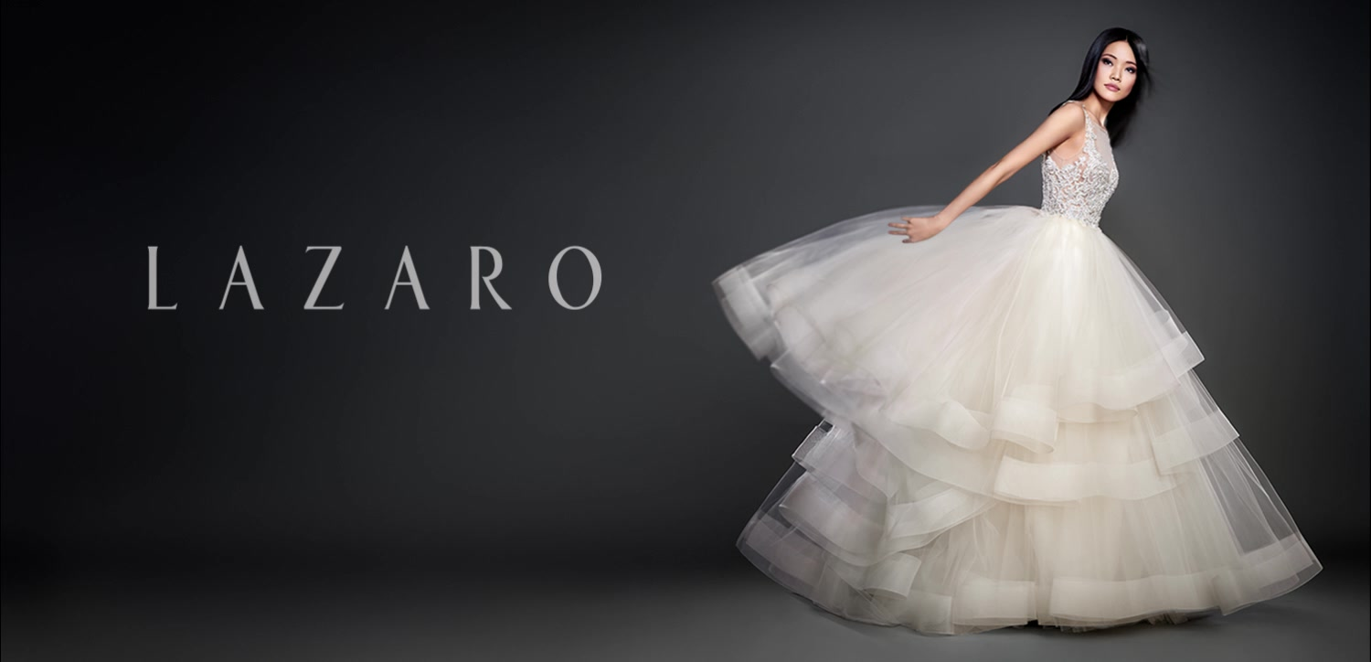 Bridal gowns wedding dresses by lazaro jlm couture more from lazaro ombrellifo Image collections